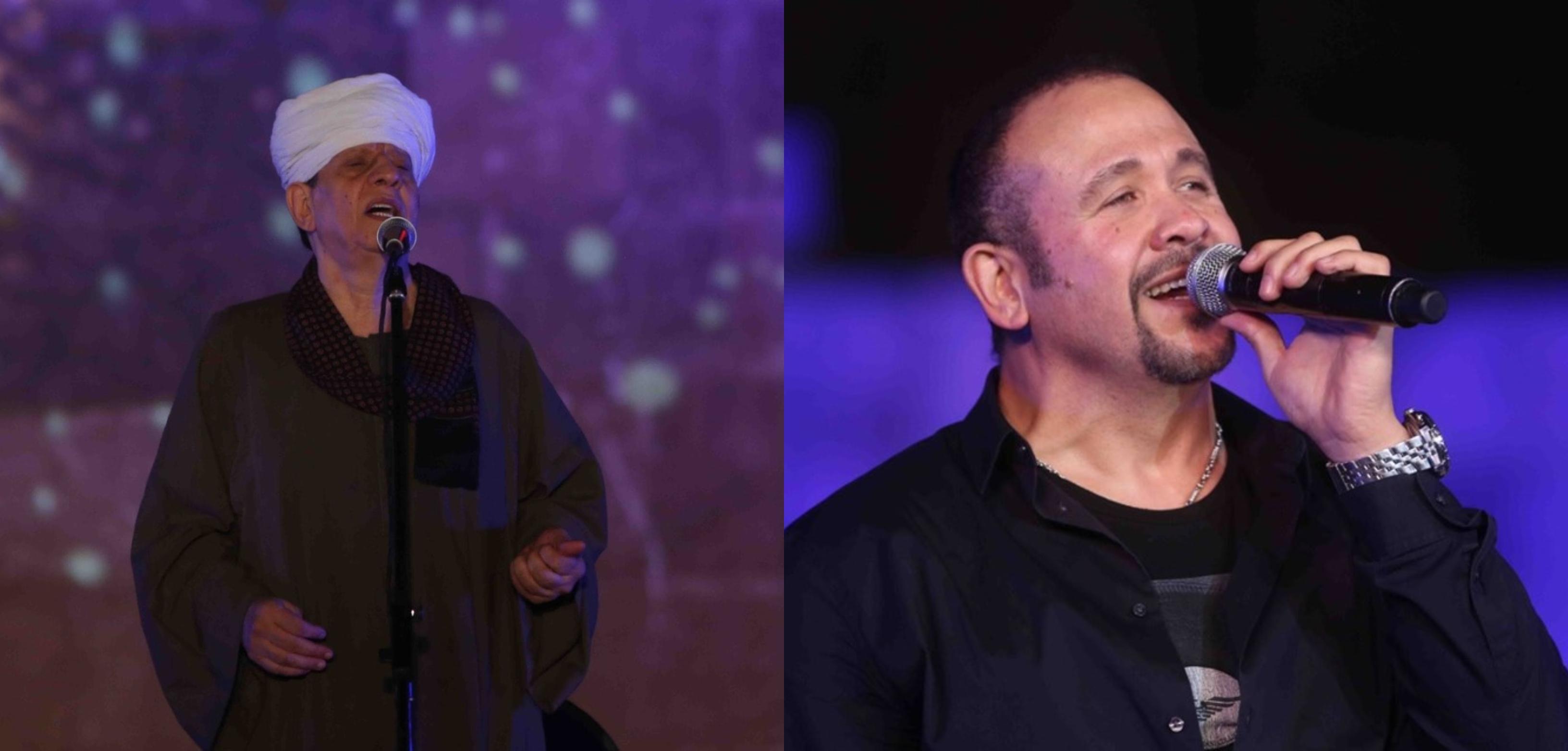 غدًا..ياسين التهامي وهشام عباس في مهرجان القلعة