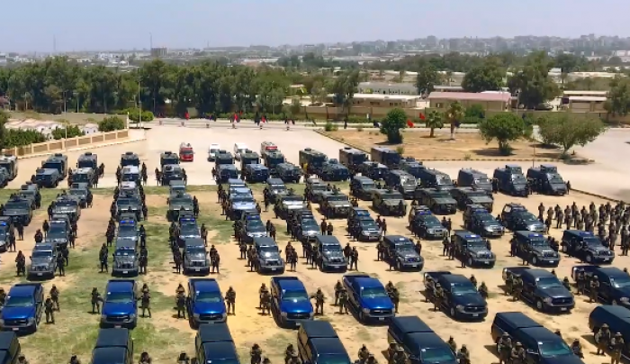 صور و فيديو | وزارة الداخلية تكثف استعداداتها لتأمين احتفالات المواطنين بعيد الأضحى