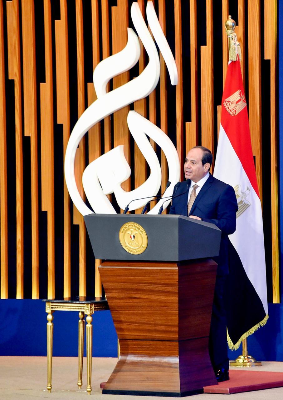 تصريحات الرئيس السيسي حول اهتمام الدولة ببناء الإنسان تتصدر صحف الكويت