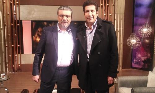غدا.. هاني رمزي ضيف عمرو الليثي على النهار
