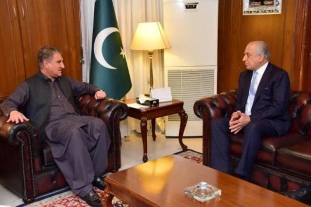 الولايات المتحدة وباكستان تناقشان عملية السلام الجارية في أفغانستان