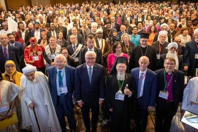 المجلس الأعلى للمسلمين في ألمانيا يشارك في النسخة العاشرة لمؤتمر الأديان بمدينة لينداو