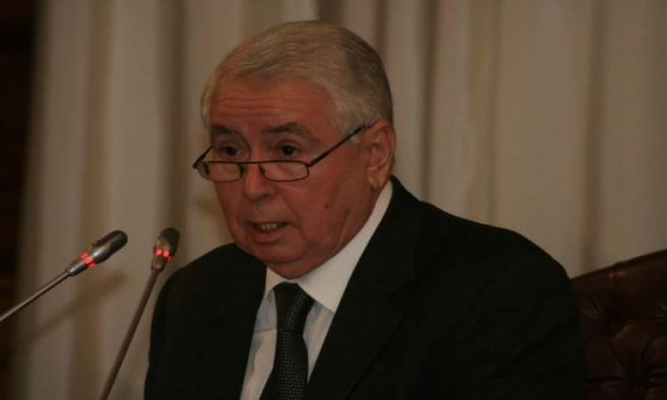 الرئيس الجزائرى المؤقت يعين مديرا جديدا للأمن الوطنى
