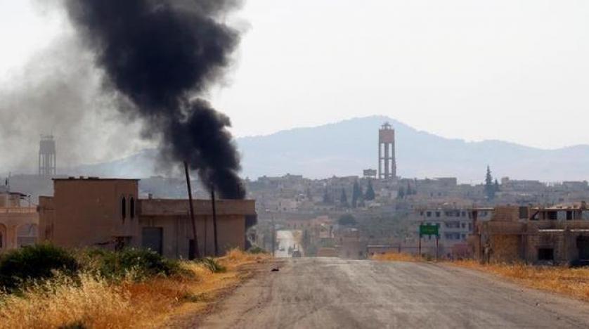 المرصد السوري: مقتل وإصابة 25 شخصا في انفجارات عنيفة بإدلب
