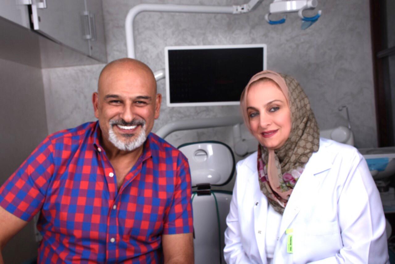 جمال سليمان يختار إبتسامة د. أروى عطاالله في دبي