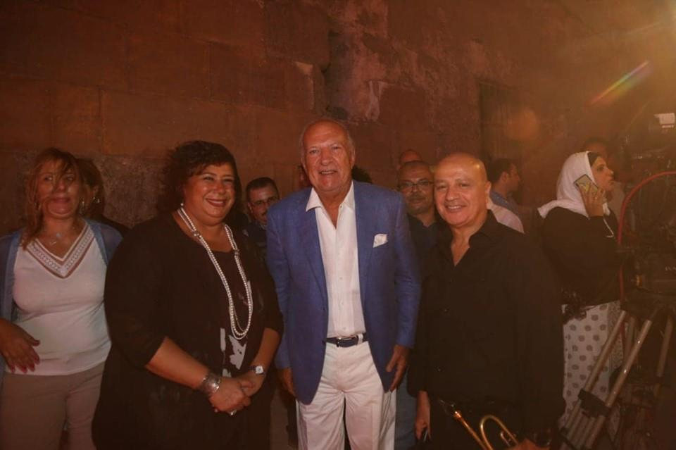 صور  عبد الدايم في ختام مهرجان القلعة: نجاح الحدث يعكس ثقة الجمهور في المحتوى الجاد