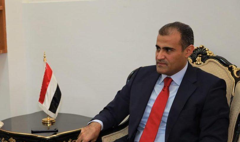 وزير الخارجية اليمني يشيد بمواقف مصر المساندة لبلاده حكومة وشعبا