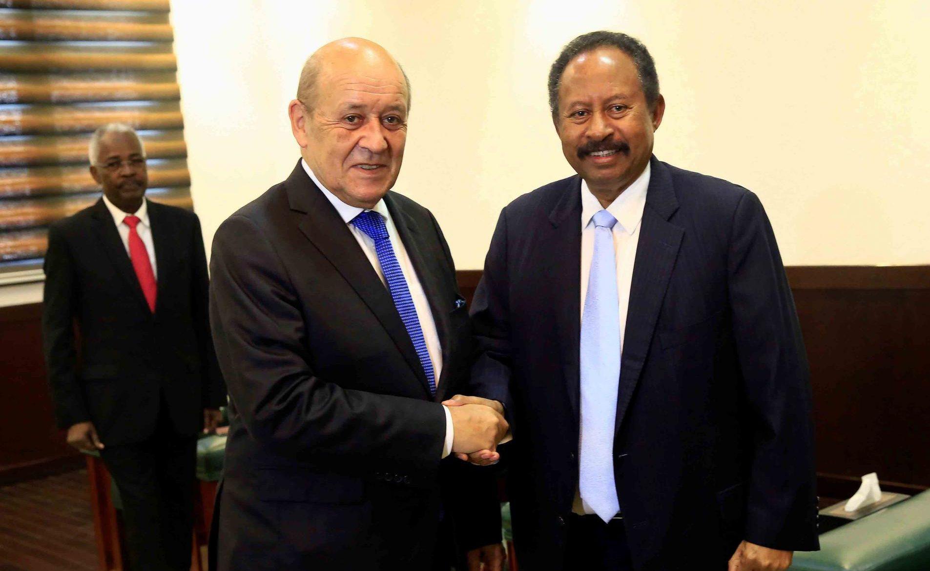 صحف السودان تبرز مباحثات وزير خارجية فرنسا في الخرطوم