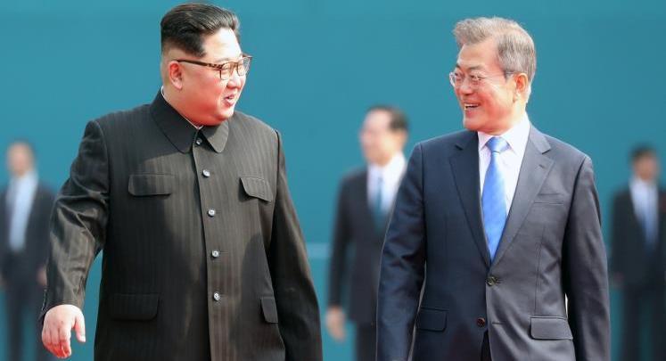 رئيس كوريا الجنوبية يؤكد استعداده للقاء الزعيم الشمالى ويتطلع لزيارته لسول
