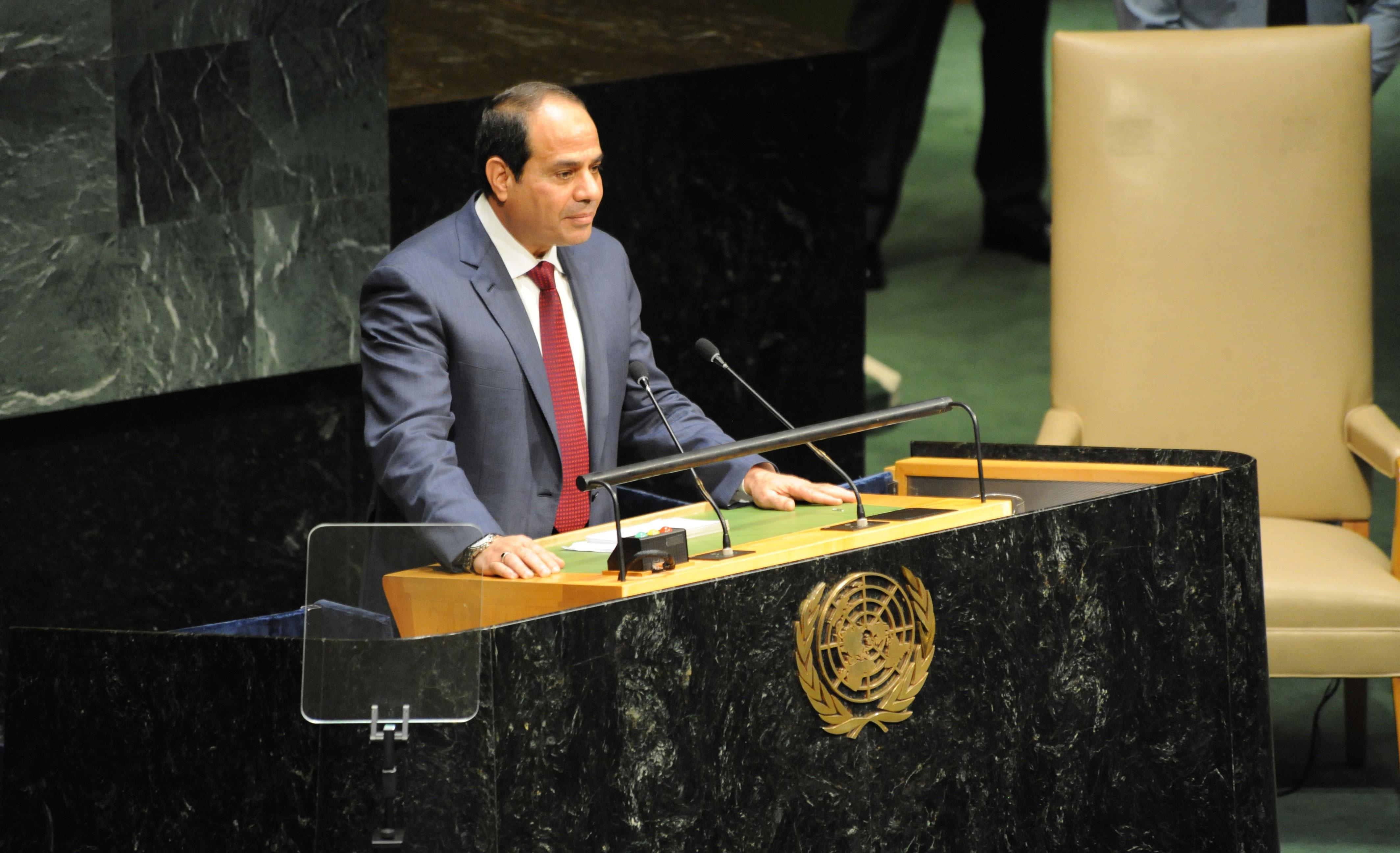 مشاركة الرئيس السيسي في اجتماعات الأمم المتحدة تتصدر اهتمامات صحف القاهرة