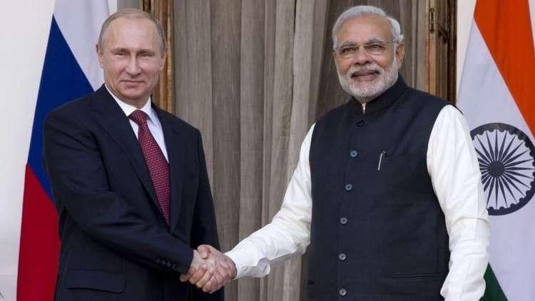 روسيا والهند تتفقان على مشروعات مشتركة لتصنيع الطائرات المدنية