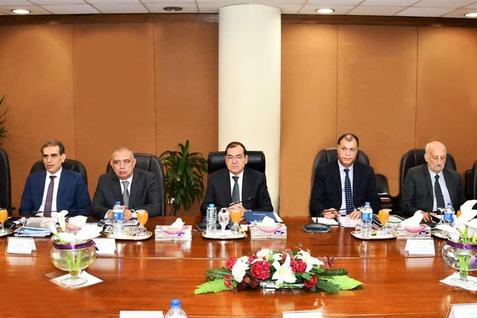 وزير البترول يرأس باكورة الجمعيات العامة لشركات بترول القطاع العام