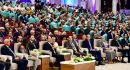 صور |  الرئيس السيسي يكرم أبطال مصر في دورة الألعاب الإفريقية