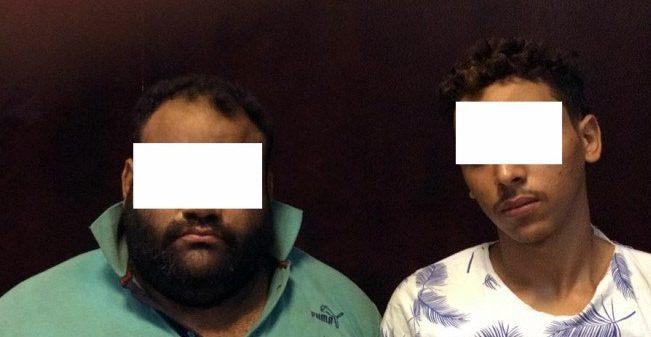 القبض على شخصين أثناء استقلالهما سيارة مسروقة بالمرج