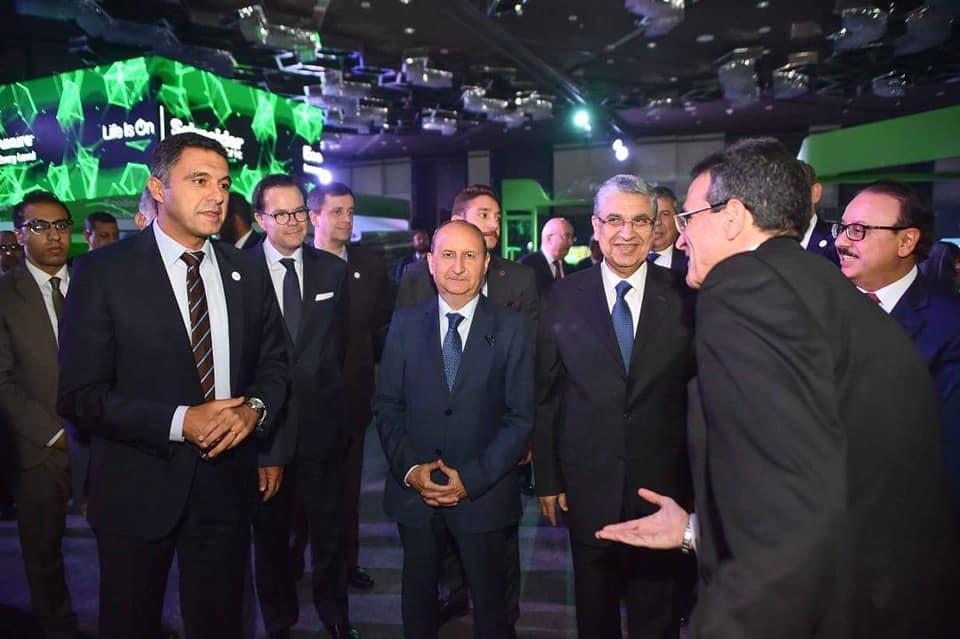 صور | وزيرا الكهرباء والصناعة يفتتح مؤتمر ومعرض قمة الابتكار «القاهرة ٢٠١٩»