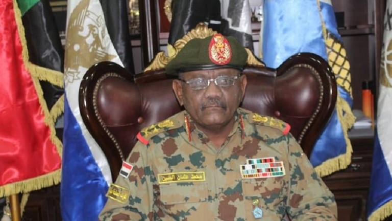 مباحثات عسكرية سودانية صومالية في الخرطوم