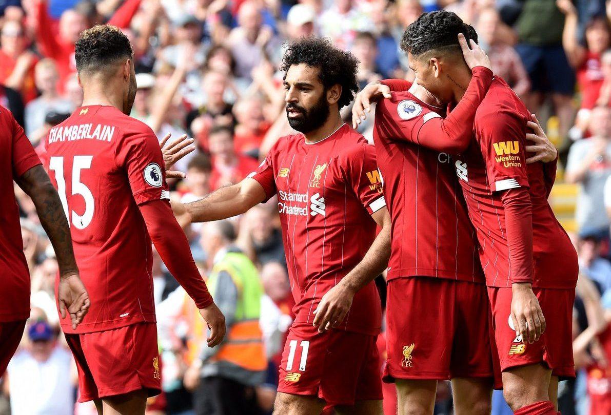 صلاح وماني يقودان ليفربول للفوز على نيوكاسل في الدوري الإنجليزي