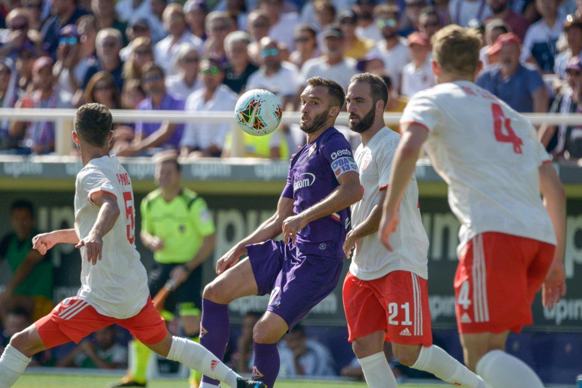 صور | يوفنتوس يسقط في فخ التعادل أمام فيورنتينا  في الدوري الإيطالي