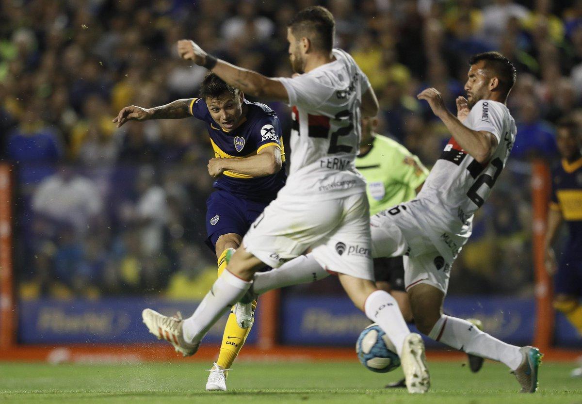 بوكا جونيورز مهدد بفقد صدارة الدوري الأرجنتيني بعد التعادل مع أولد بويز