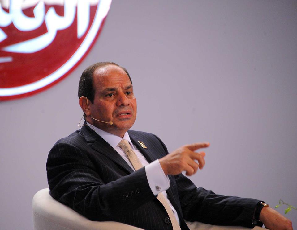 بدء جلسة «اسأل الرئيس» فى ختام فعاليات المؤتمر الوطنى الثامن للشباب