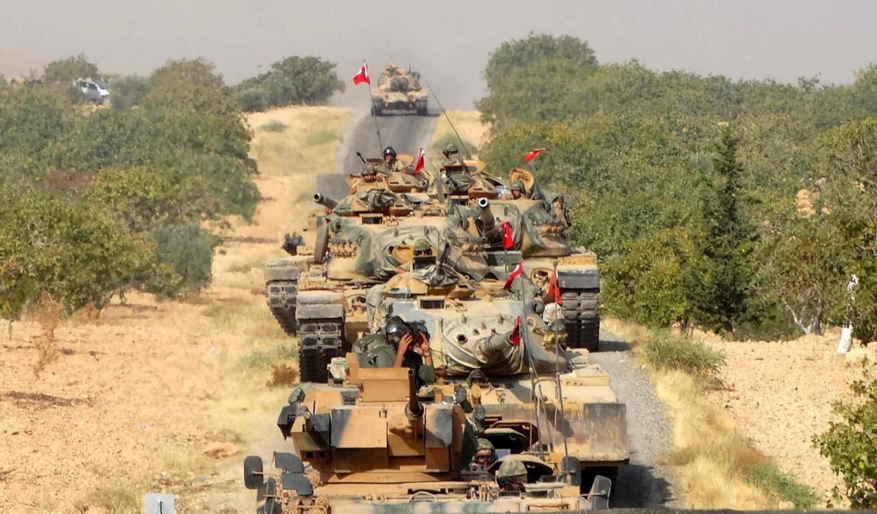 """مجلس """"النواب الأمريكي"""" يقر قانون يقضي بفرض عقوبات على تركيا بسبب هجومها على سوريا"""