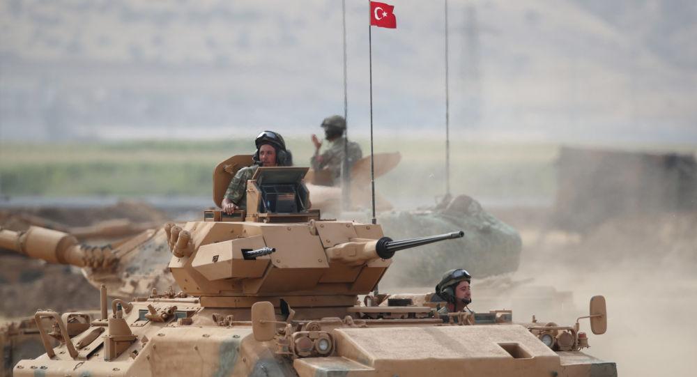 الإمارات والكويت والبحرين تدين عدوان تركيا على سوريا