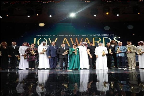 الهيئة العامة للترفيه تكرم نجوم الفن في الوطن العربي والعالم بملتقى الترفيه السعودي
