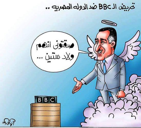 """من جمال عبدالناصر لـ """"بي بي سي"""": انتو ولاد ستين كلب"""