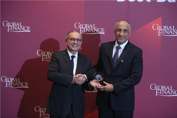 تكريم طارق عامر لاختياره ضمن أفضل 21 محافظا في العالم حسب «جلوبال فاينانس»