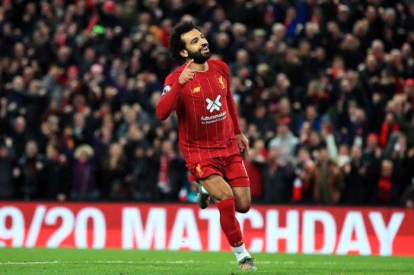 محمد صلاح يقود هجوم ليفربول فى مواجهة مانشستر سيتى