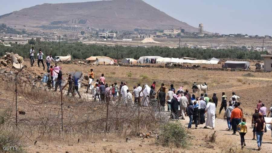 العدوان التركي على سوريا يتسبب في نزوح 300 ألف مدني