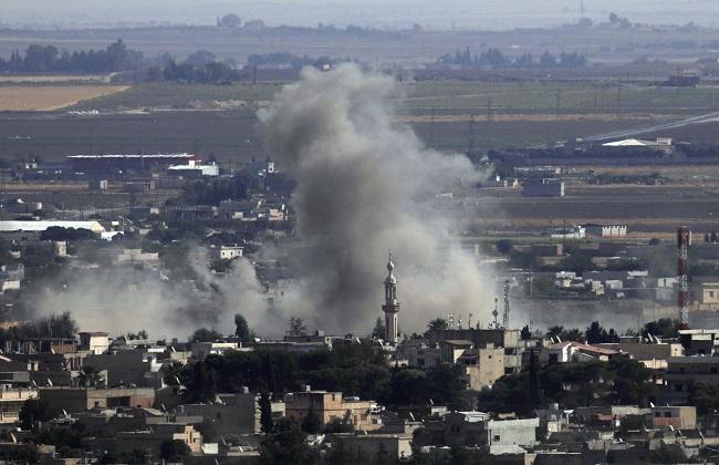 حلف الناتو يدين العدوان العسكري التركي على شمال سوريا