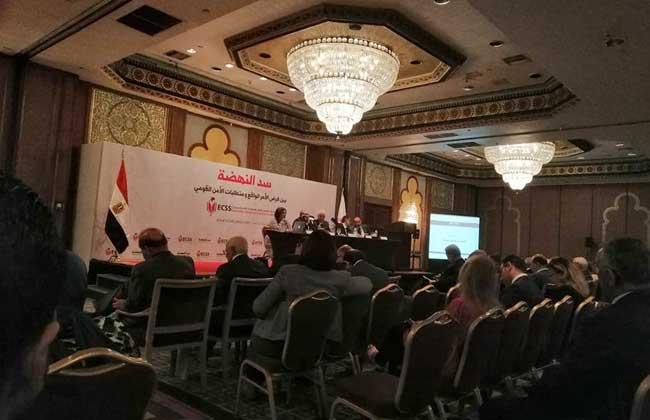 نص البيان الختامي لمؤتمر أزمة سد النهضة