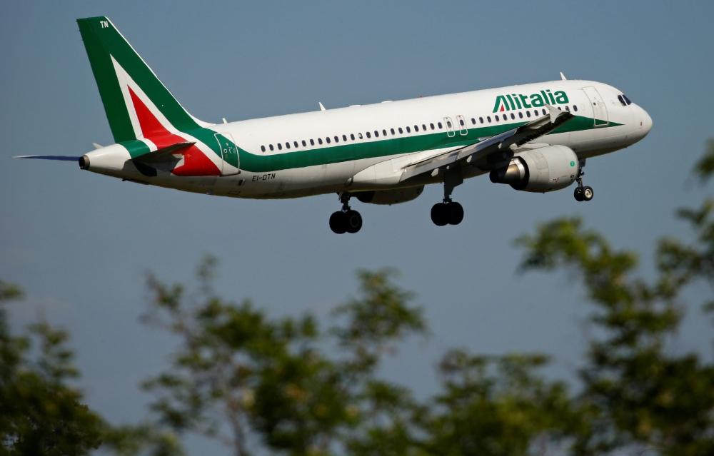 الخطوط الجوية الإيطالية تلغي 198 رحلة بسبب إضراب الطيارين