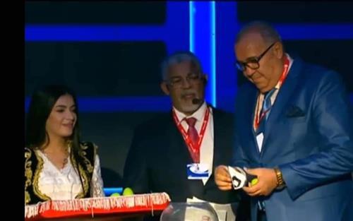 مصر في المجموعة الأولى بكأس الأمم الإفريقية لكرة اليد 2020