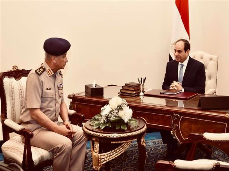 القوات المسلحة تهنئ رئيس الجمهورية بمناسبة الذكرى 46 لنصر أكتوبر