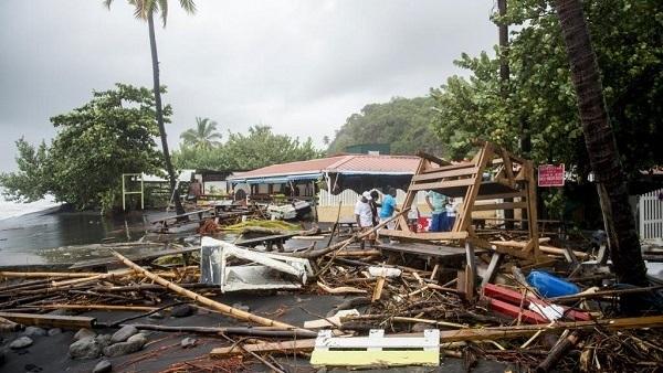 فرنسا تعلن حالة الكوارث الطبيعية فى 186 بلدية جنوب البلاد