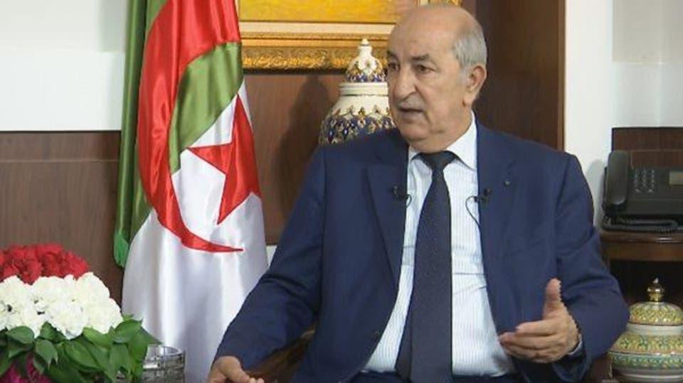 الرئيس الجزائري يأمر بإعداد مشروع قانون يجرم العنصرية والكراهية