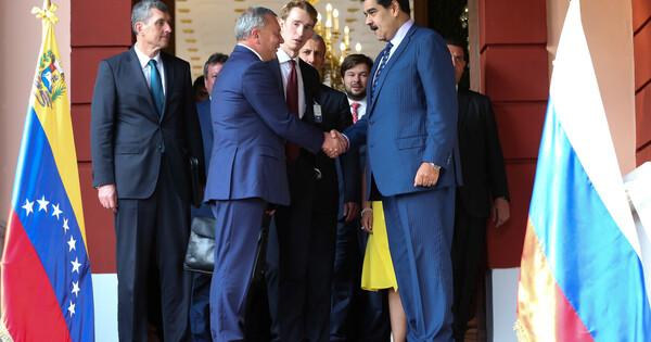 روسيا وفنزويلا توقعان عددا من الاتفاقيات العسكرية والاقتصادية