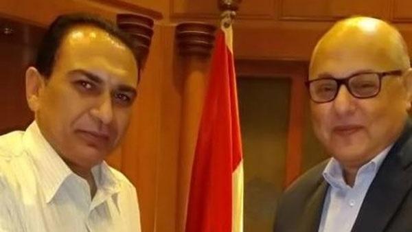 تعيين حاتم برهام أمينًا للجنة الفضائيات والتواصل الاجتماعي في حزب الغد