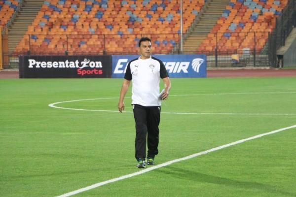 حسام البدري يعلن تشكيل منتخب مصر لمواجهة بتسوانا