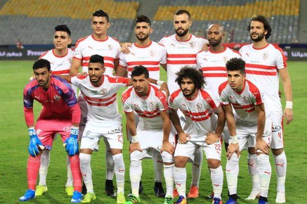 تعادل سلبي بين الزمالك ونادي مصر بالشوط الأول في الدوري الممتاز