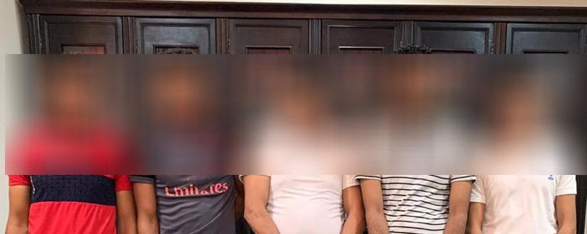 الأمن يحرر طالب اختطفه 5 أشخاص لطلب فدية مالية 5 ملايين جنيه في الدقهلية
