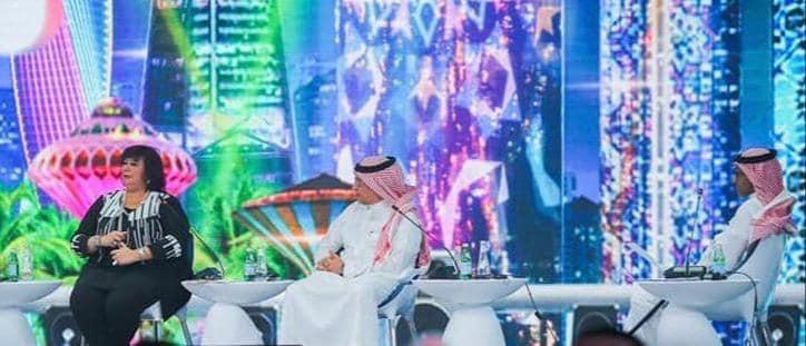 وزير الثقافة تمثل مصر فى مؤتمر الترفيه وبناء الاقتصاد بالسعودية