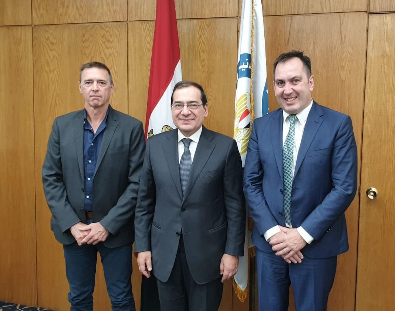 البترول : رغبة قوية من شركات التعدين العالمية للاستثمار في مصر