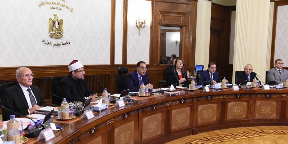 الحكومة توافق على التعديل الأول لاتفاقية المساعدة بشأن مبادرة شمال سيناء