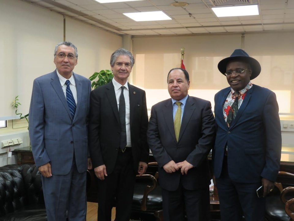 صور | وزير المالية : الاتفاقية القارية للتجارة الحرة جعلت أفريقيا مقصدًا لشركاء التنمية