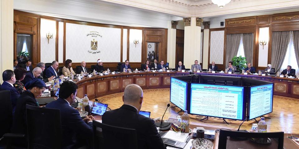 مجلس الوزراء يوافق على تخصيص أراض في إمبابة لمشروعات خدمية