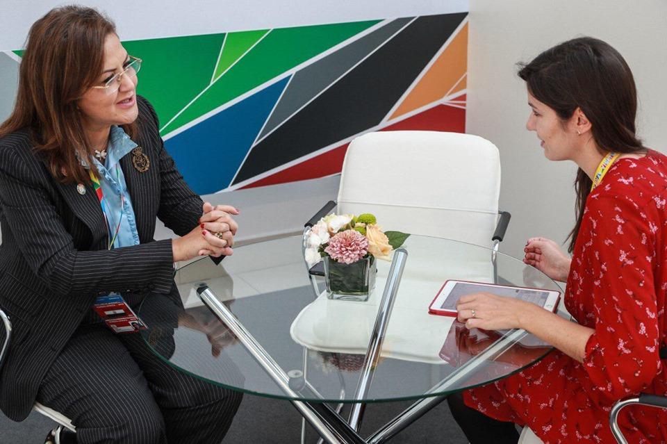 وزيرة التخطيط : المنطقة الصناعية الروسية ستستفيد من اتفاقيات مصر والاتحاد الأفريقي
