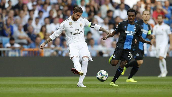 تعادل ريال مدريد في دوري الأبطال الأبرز في الصحف الإسبانية